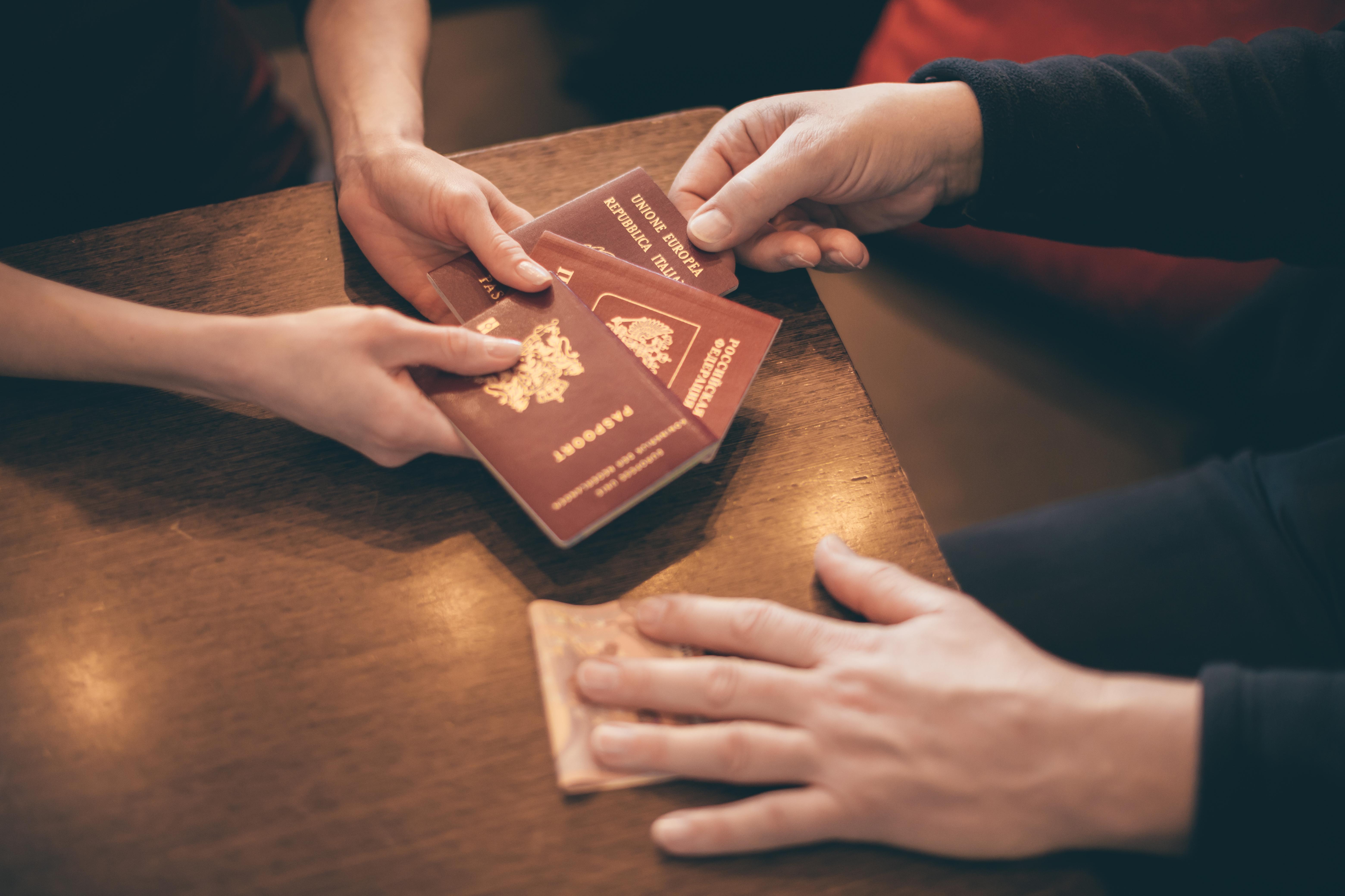 Двойное гражданство России-Италии