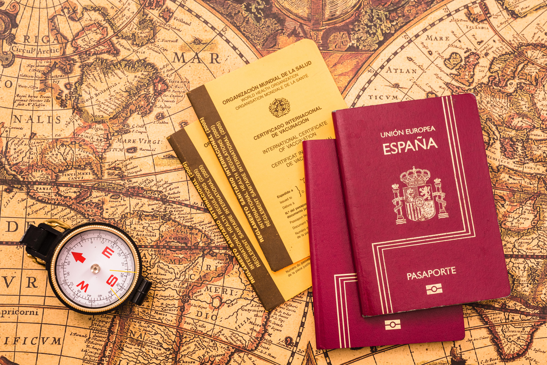 Испанские паспорта, которые могут оформить иностранцы